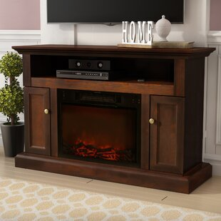 Broncho TV Stand with Fireplace