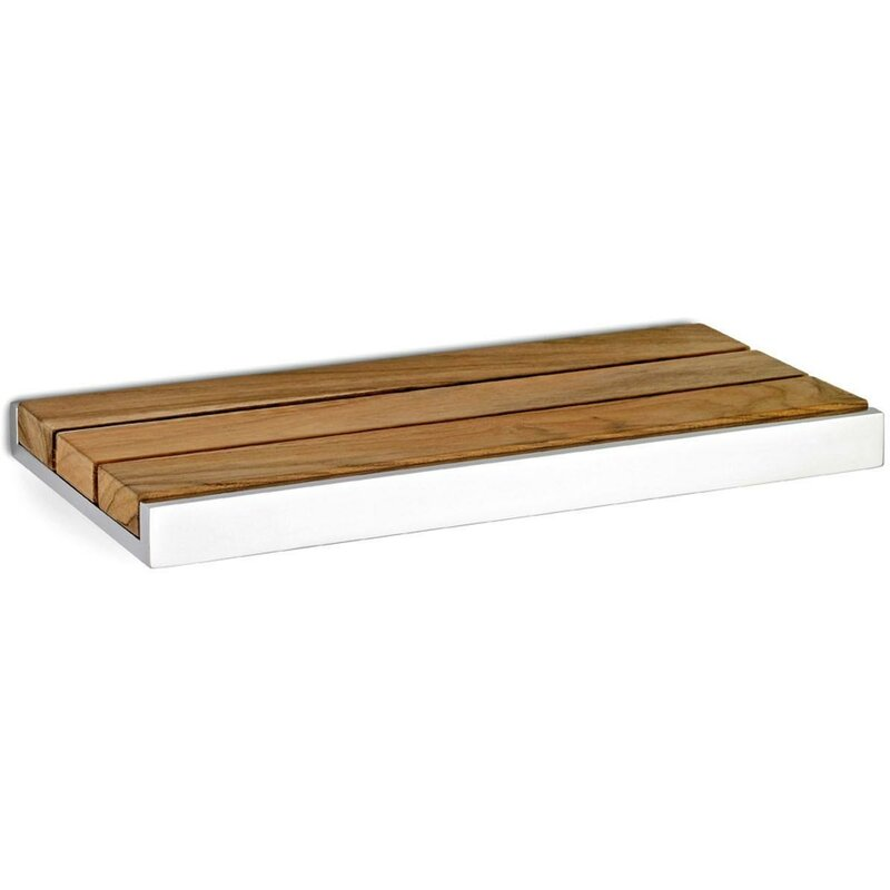 Brayden Studio Sedalia Wall Shower Caddy Shelf Organizer & Reviews ...