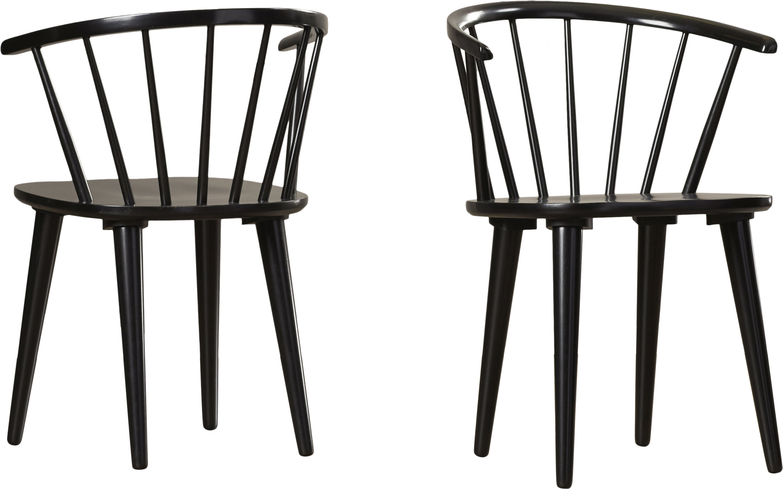 Spindle Windsor Back Arm Chair