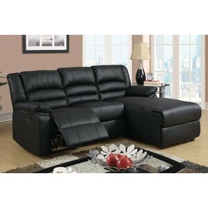 Reclining Sectional by Mad..