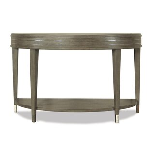 Chambers Demilune Console Table by Wrought Studio