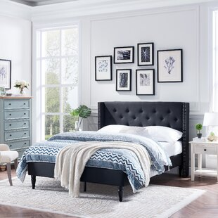 Bunch Queen Upholstered Platform Bed by Mercer41