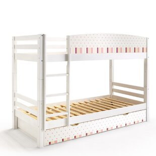 Papallona Single Bunk Bed with Trundle by Just Kids