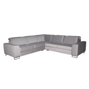 Waldon Reversible Corner Sofa Bed By Metro Lane