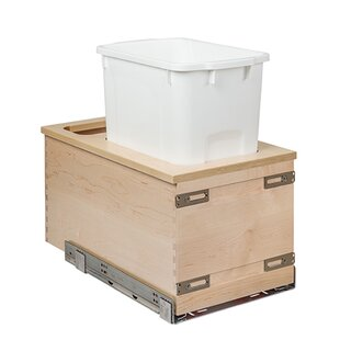 Burkart Wide Single 34 qt. Pull Out Drawer
