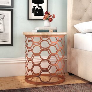 Bedside Table By Bloomsbury Market