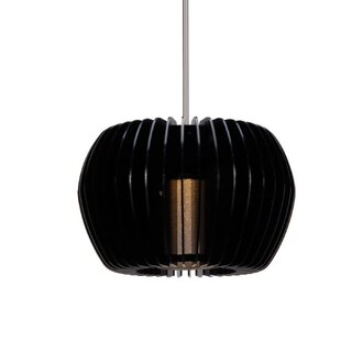 WAC Lighting Industrial LEDme Monopoint 1-Light Drum Pendant