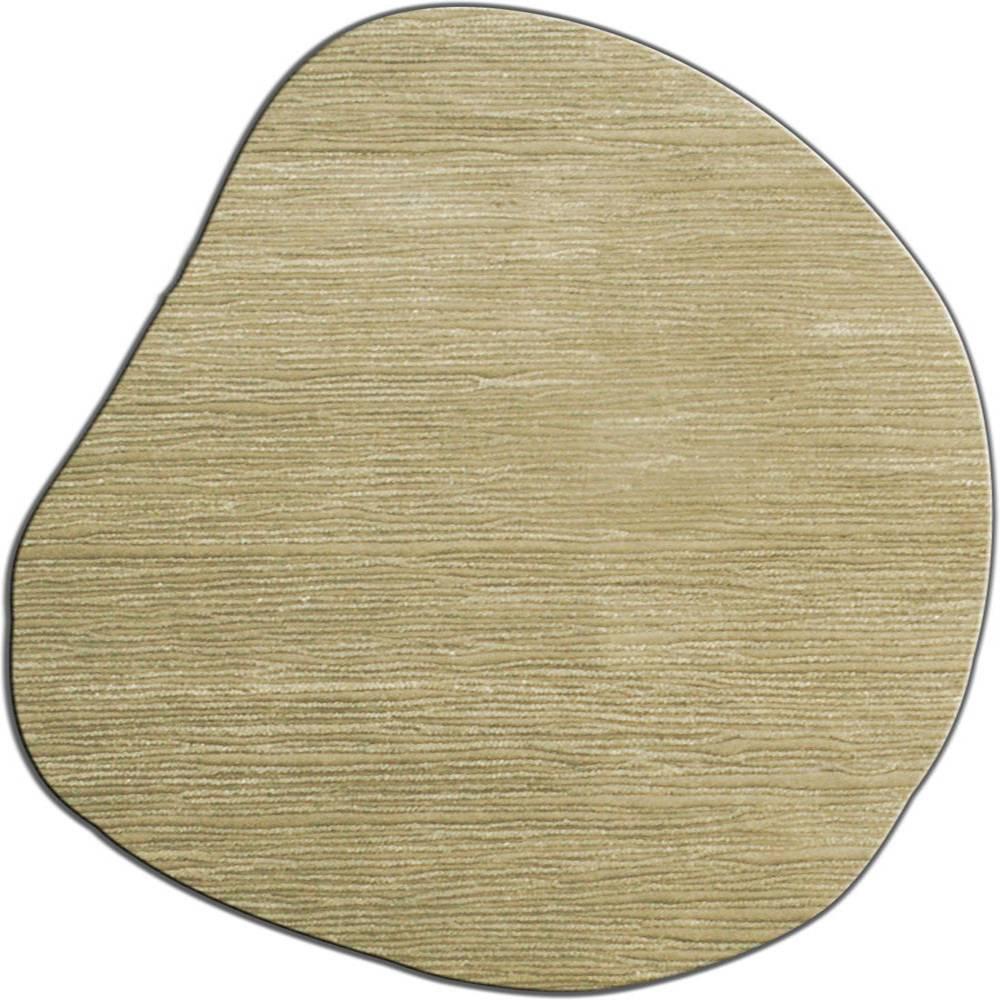 Modern Rugs Flagstone Hand Tufted Wool Wheat Area Rug Wayfair