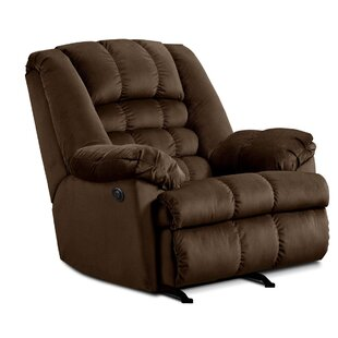 Best Deals Cabela Power Rocker Recliner by Simmons Upholstery by Red Barrel Studio Reviews (2019) & Buyer's Guide