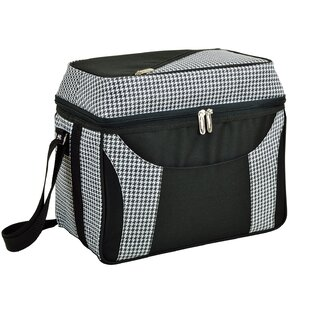 36 Can Houndstooth Dome Top Cooler