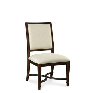 Andraid Upholstered Dining Side Chair (Set Of 2) Herry Up