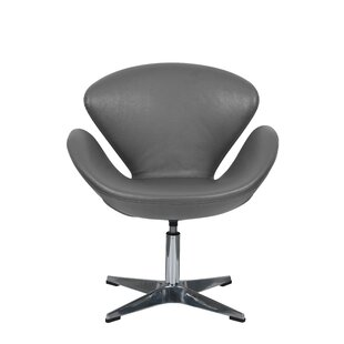 Orren Ellis Braddy Swivel Lounge Chair