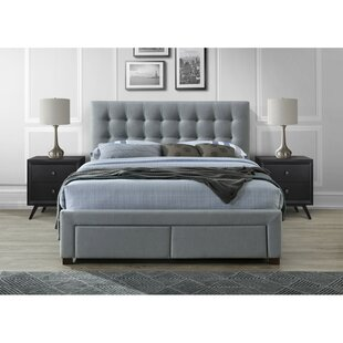 Morrilton Upholstered Storage Platform Bed