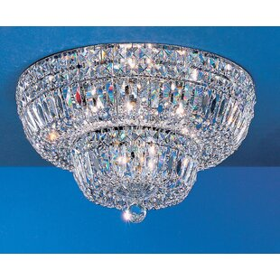 Classic Lighting Empress Light Semi-Flush Mount