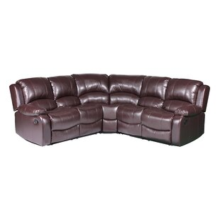 Clatterbuck Reclining Sectional Andover Mills