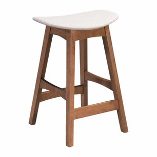 Bungalow Rose Hickey Bar Stool