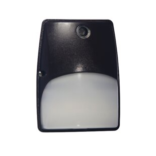 Catalina 19-Watt LED Outdoor Security Wall Pack by Lumight
