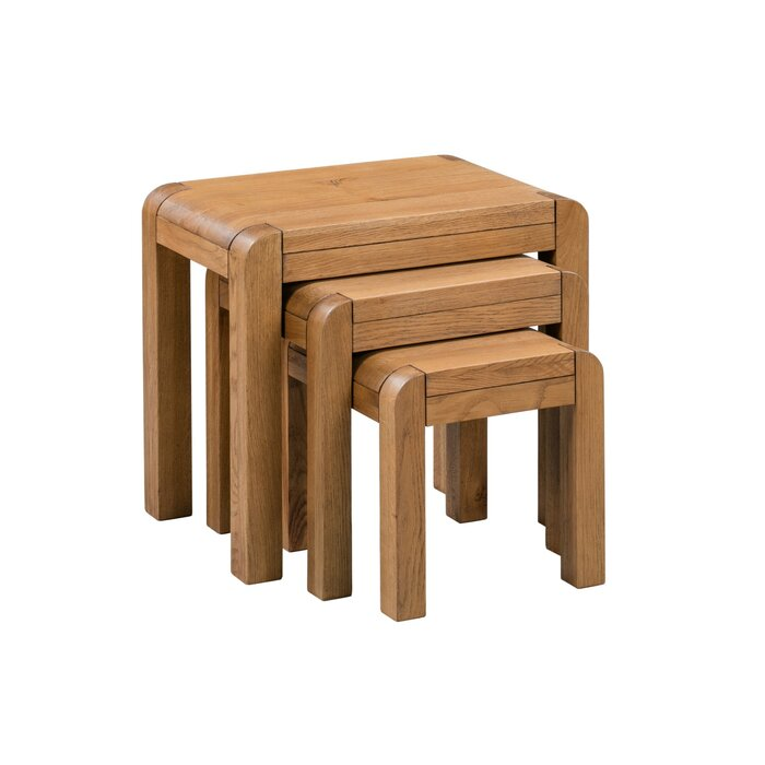 Brilliant Auden 3 Piece Nest Of Tables Caraccident5 Cool Chair Designs And Ideas Caraccident5Info