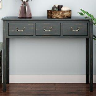 finest selection de4ee 11811 Green Console Table - Table Design Ideas