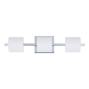 Paolo 3-Light Vanity Light by Besa Lighting