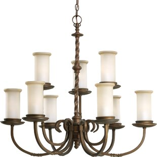 Astoria Grand Jakes 9-Light Sh..