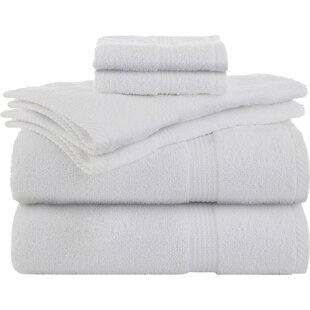 Liam 6 Piece Towel Set