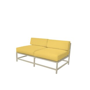 Ashlee Armless Loveseat with Cushions
