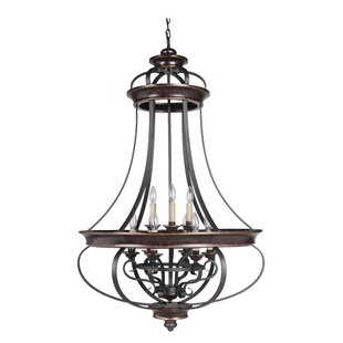 Astoria Grand Westerfield 9-Light Foyer Pendant