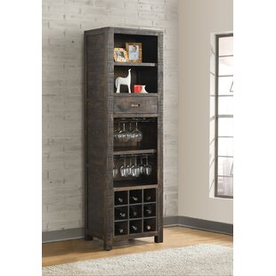 Burkhalter 6 Bottle Floor Wine Cabinet