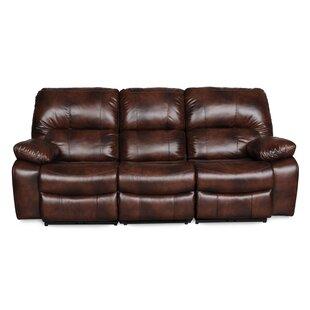Benson Reclining Sofa Red Barrel Studio Bargain