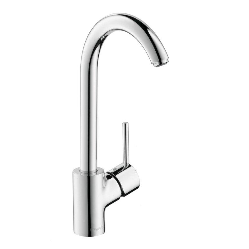 Hansgrohe Talis S Single Handle Kitchen Faucet Reviews Wayfair