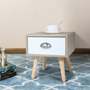 Stephany 1  Drawer Nightstand