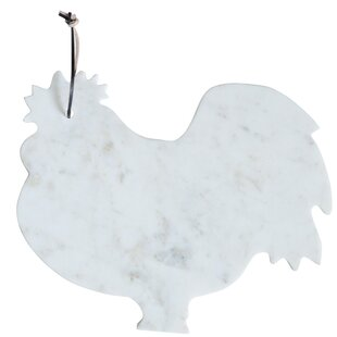Marble Hen Cutting Board