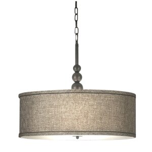 Fabric pendant lighting joss main save to idea board mozeypictures Choice Image