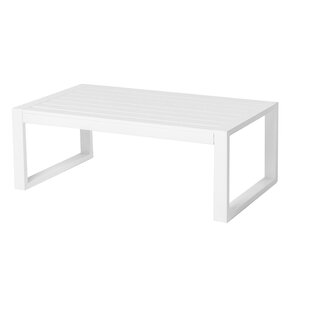 Terwood Aluminium Coffee Table By Sol 72 Outdoor