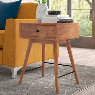 Andersen End Table with Storage by Mercury Row