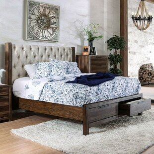 Calion Upholstered Platform Bed