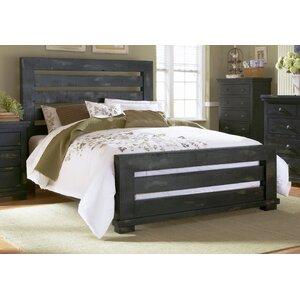 Assya Panel Bed