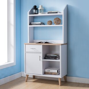 Jared Mid-Century Standard Bookcase By Blue Elephant