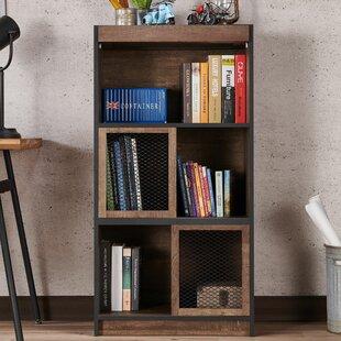 Odegaard Standard Bookcase By Williston Forge