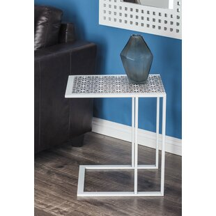 Arsenovic End Table by Ebern D..
