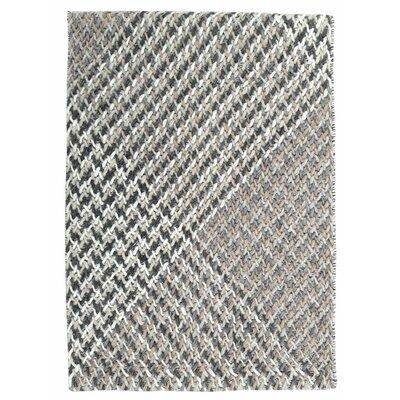 Gray Amp Silver Wool Braided Rugs You Ll Love In 2019 Wayfair