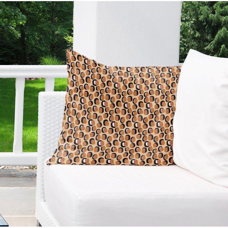Ebern Designs Jahnke Outdoor Square Cotton Pillow Cover Insert Wayfair
