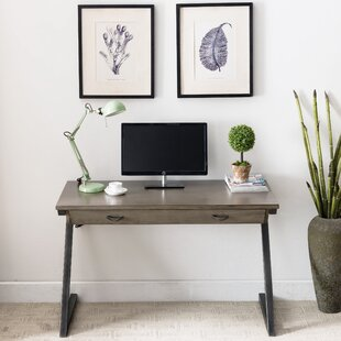 Audette Z-Leg Mixed Laptop Desk