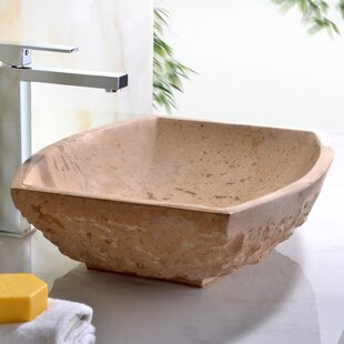 Looking for Specialty Stone Specialty Vessel Bathroom Sink By ANZZI