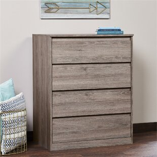 Inexpensive Nina 4 Drawer Dresser by Union Rustic Reviews (2019) & Buyer's Guide