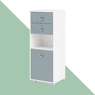 Ayer 40cm X 105cm Free Standing Bathroom Cabinet By Hashtag Home