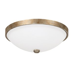 Anselme 2-Light Flush Mount