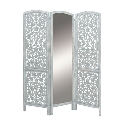 3 Panel Room Divider by Cole  and  Grey