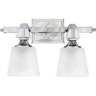 Savings Gildersleeve 2-Light Vanity Light By Darby Home Co